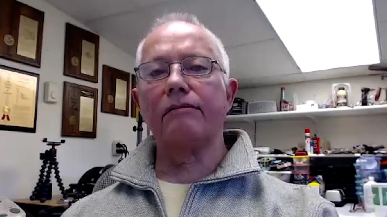 Gene Luoma - Inventor of Zip-It - US Inventor