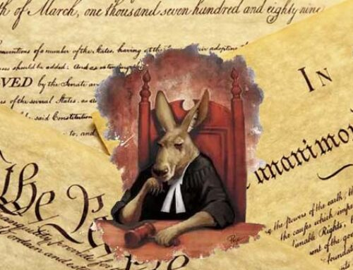 Life, Liberty and the Pursuit of Your Rights in a Kangaroo Court