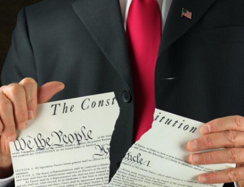 Shredding Our Rights Despite Our U.S. Constitution